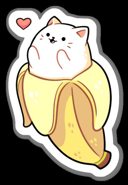 Bananya sticker