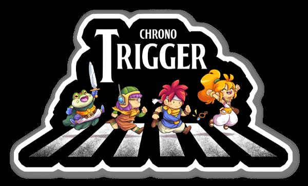 Chrono Trigger sticker