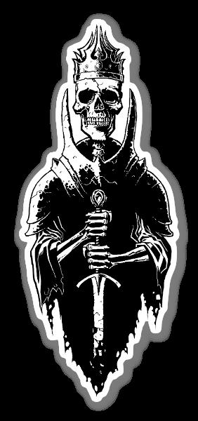Lich King sticker