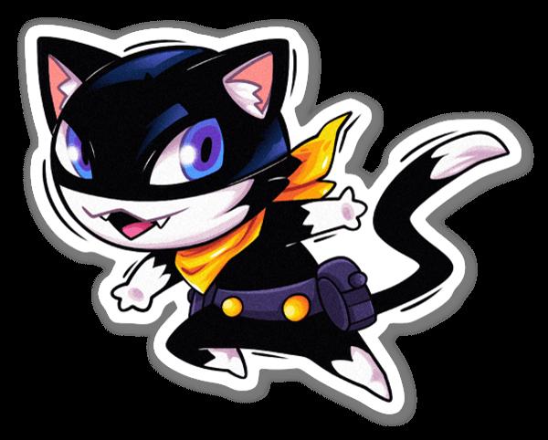 Morgana sticker