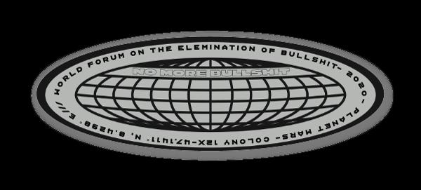 Forum on the Elimination of Bullshit sticker