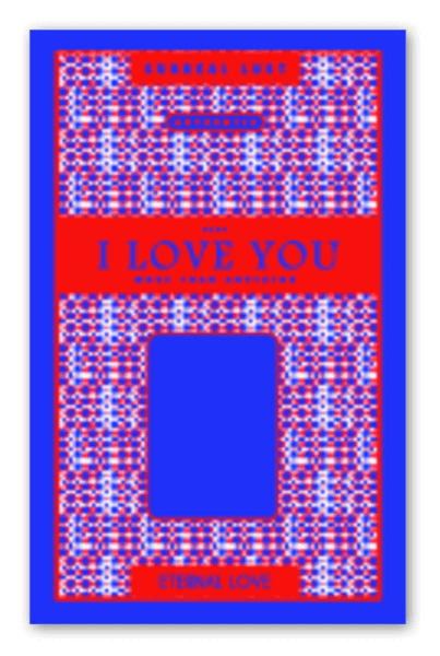 I Love You More Than Anything sticker