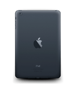 iPad mini 2 back