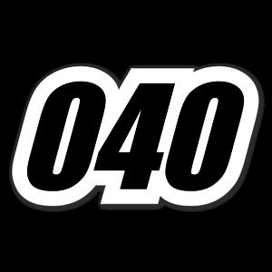 040 sticker