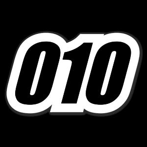 010 sticker
