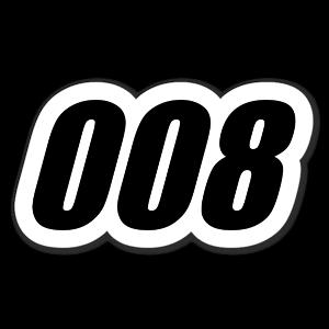 008 sticker