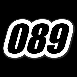 089 sticker