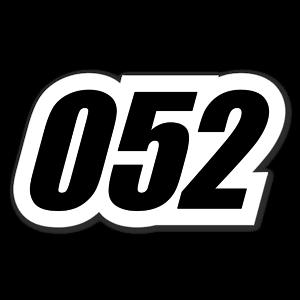 052 sticker