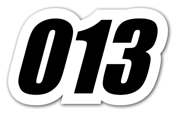 013 sticker