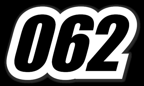 062 sticker