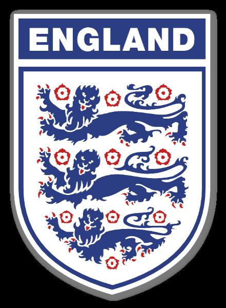 English Crest sticker