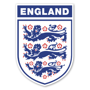 English Crest sticker