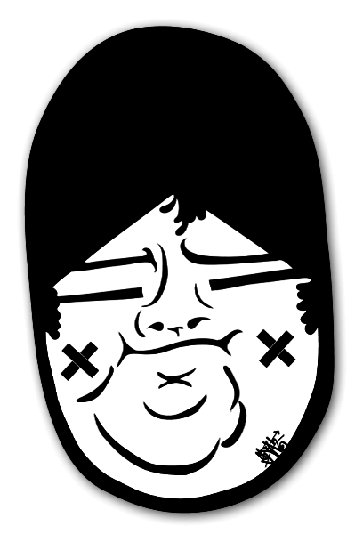 Fat Che sticker