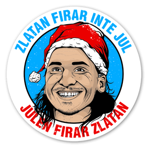 zlatan sticker