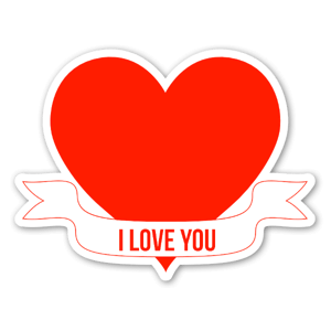 lots of love stickers and drawing stickerapp