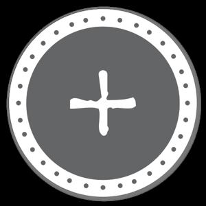 Monogram Gray + Etiketter