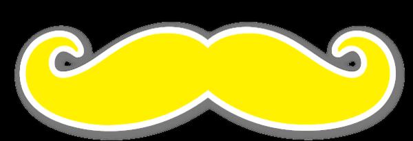 Mustache Yellow