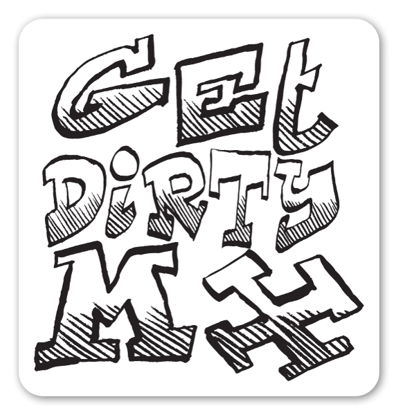 Get Dirty MX Sketch
