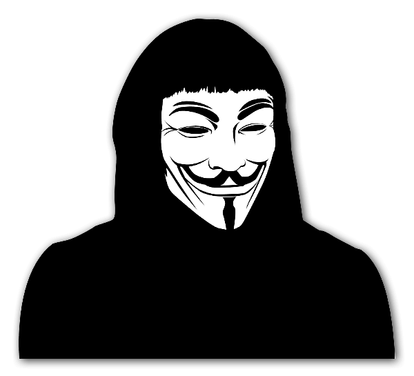 Guy Fawkes Classic sticker