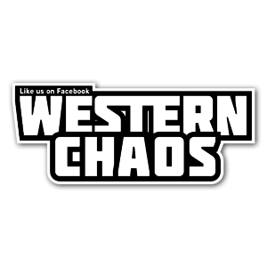 Wester Chaos like on fb sticker