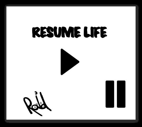 Raid resume life