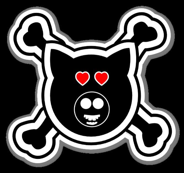 LuvPig sticker