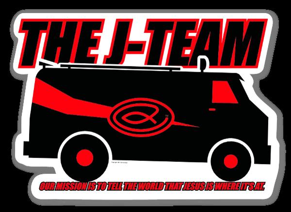 J Team Klistremerker