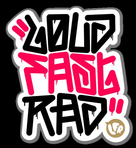 Schakawal gold sticker