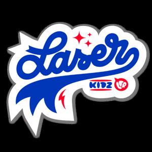 Laser Kidz Klistremerker
