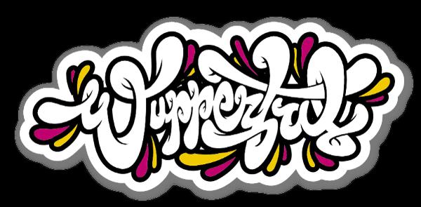 Schakalwal Wuppertal sticker