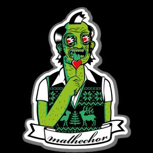 Malhechor sticker
