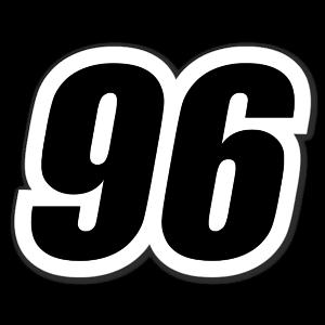 96 racing nummer