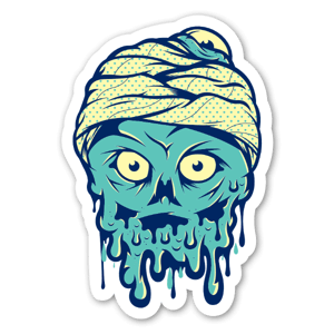 Dangerbrain Stickery Mummy