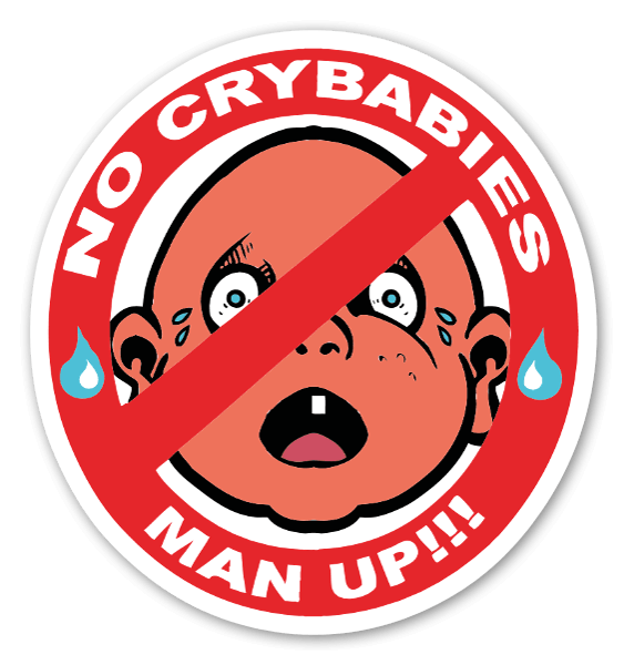 Crybabies Sticker