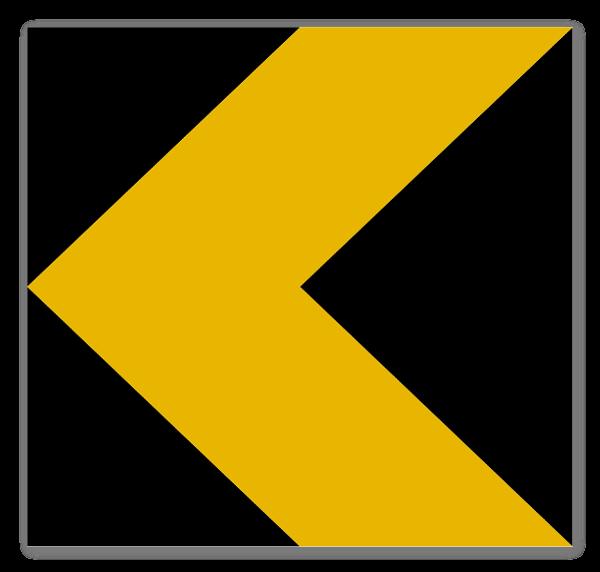 Markeringsskylt rektangel klistremerke sticker