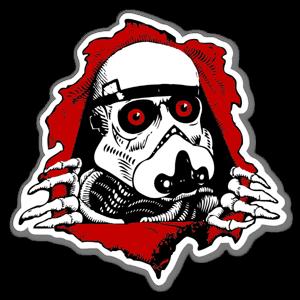 Storm Ripper sticker