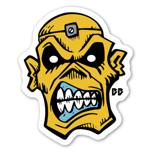 Bobby Ape stickers decals