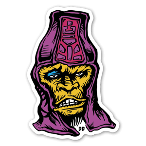 Ape sticker 2