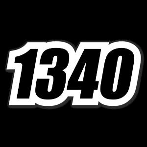 Racing Aufkleber 1340