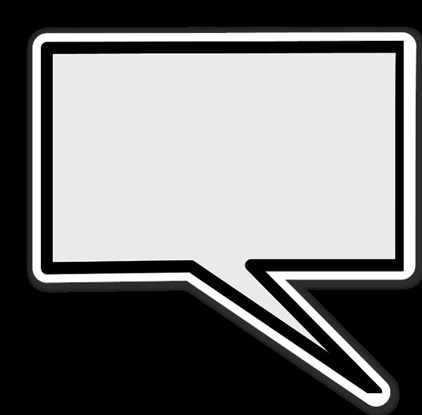 Snakkeboble etiketter