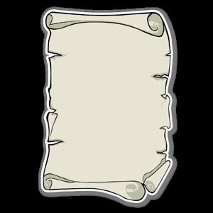 Carte sticker