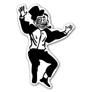 Dancing meme  sticker
