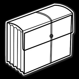 Mapp sticker