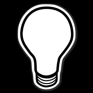 Ampoule sticker