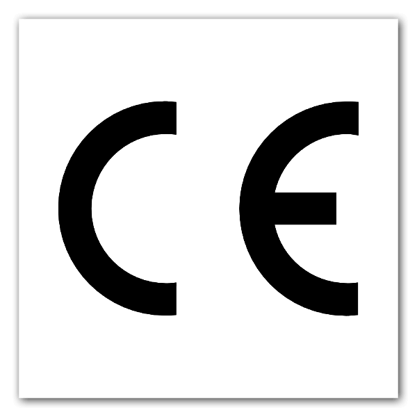 Ce symbol sticker