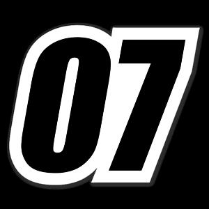07 sticker