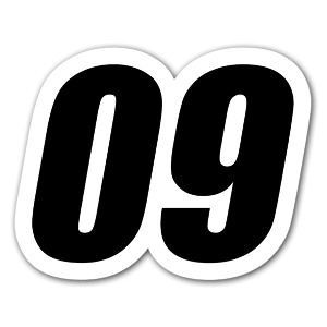 09 sticker