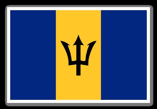 Barbados Klistremerker