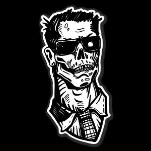 Arnold sticker