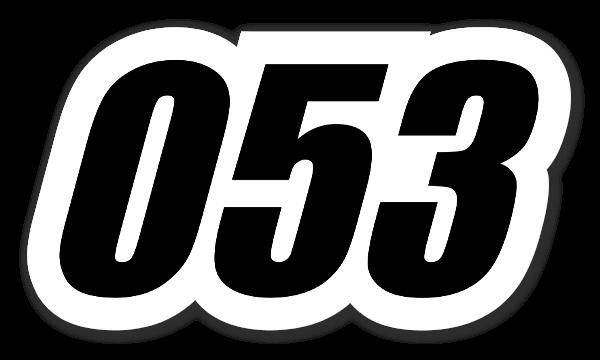 053 sticker